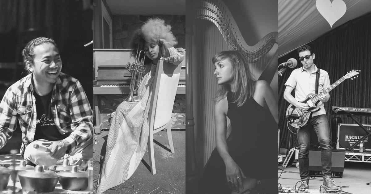 POSTPONED! Elisa Thorn, Feven Kidane, Alvaro Rojas, Balot Ne ––plus a surprise guest!